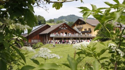 Angelika Kauffmann Hall, Schwarzenberg