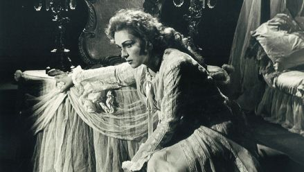 E. Schwarzkopf in »La Traviata« in London