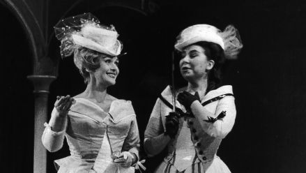 E. Schwarzkopf and C. Ludwig in »Così fan tutte«