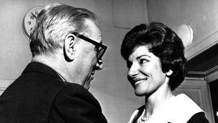 W. Legge und M. Callas