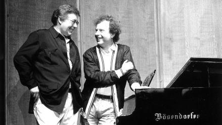 Peter Schreier, András Schiff