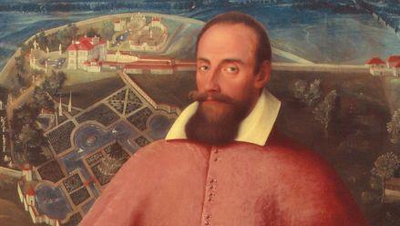 Graf Markus Sittikus IV. von Hohenems (oil painting by A. Mascagni)  © Schloßverwaltung Hellbrunn