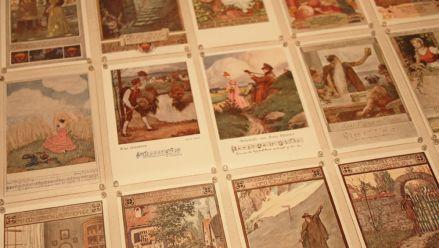 Schubert postcards