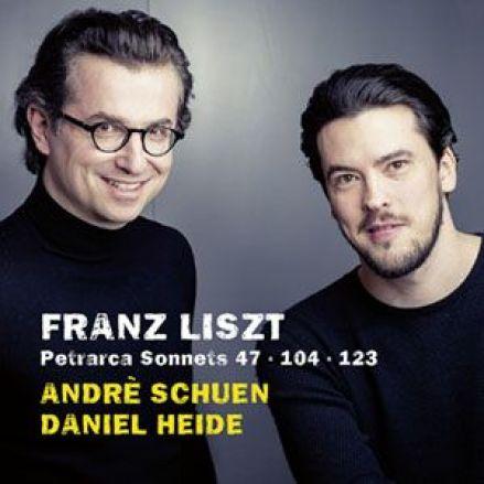 Franz Liszt: Petrarca Sonette