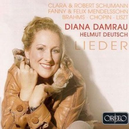 Diana Damrau, Helmut Deutsch