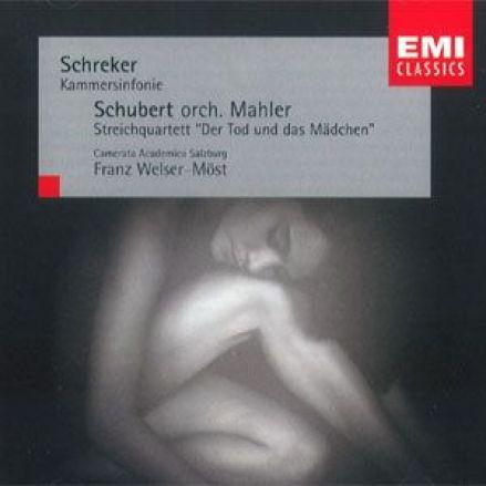 Schreker »Kammersinfonie« / Schubert »Der Tod und das Mädchen«