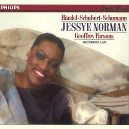 Jessye Norman, Geoffrey Parsons