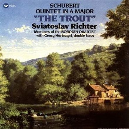 Sviatoslav Richter, Borodin Quartett, Georg Hörtnagel