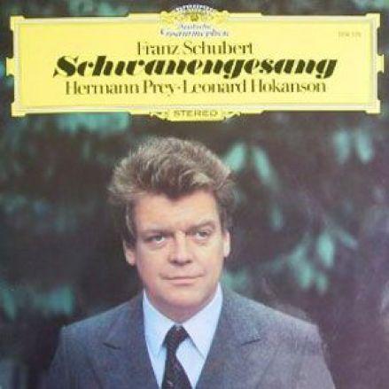 Schubert »Schwanengesang«