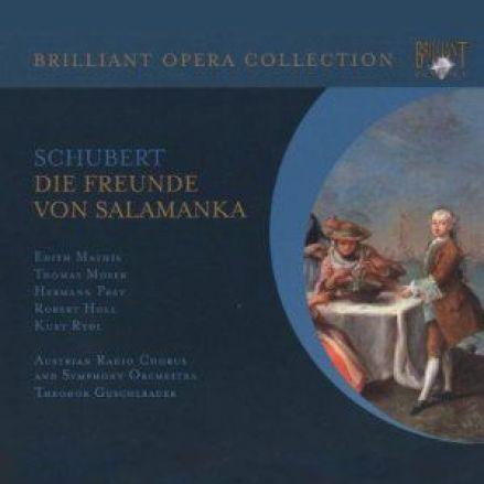 Schubert »Die Freunde von Salamanka«