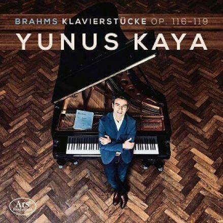 Johannes Brahms: Klavierstücke opp. 116-119