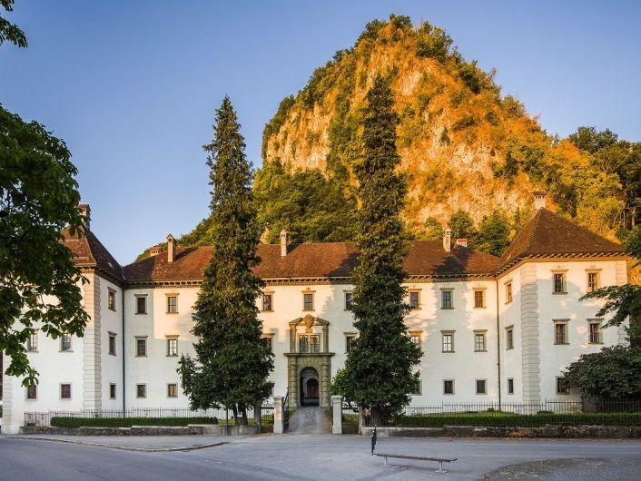 Der Palast Hohenems