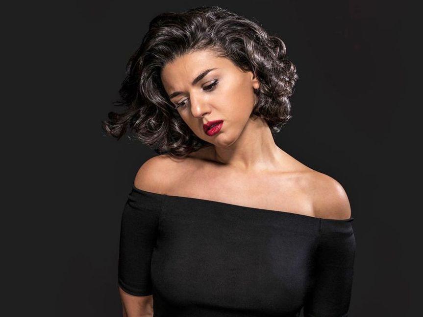 Khatia Buniatishvili © Gavin Evans