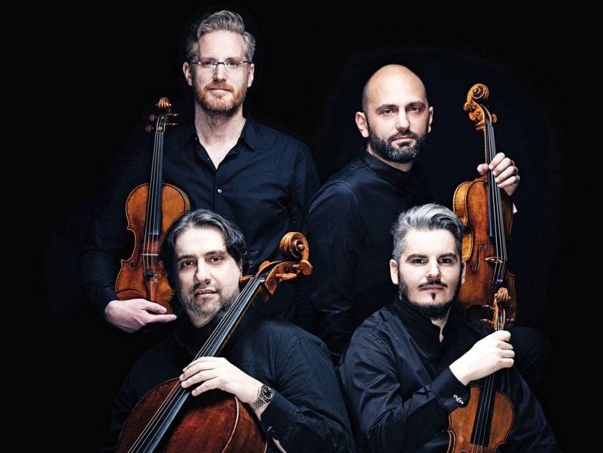 Quartetto di Cremona © Nikolaj Lund