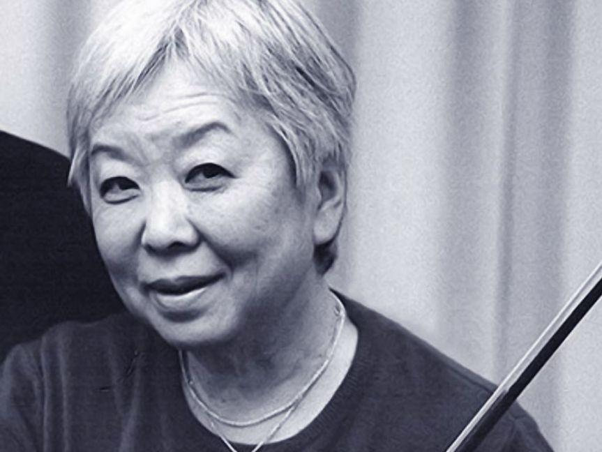 Yuuko Shiokawa © Barbara Klemm