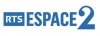 Logo RTS.CH / Espace 2 (Schweiz)